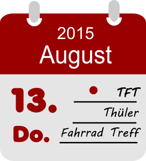 TFT Do. 13. August 2015